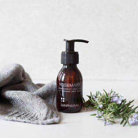 skin wash rosemary rainpharma