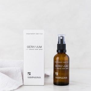 gerainium room spray rainpharma