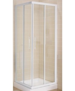 Lakes LS Corner Entry Shower Enclosure Pack 900mm