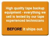 Top Quality Tape Libraries and Drives from InStock