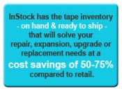 Save on tape drives and libraries at InStock!