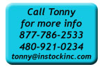 Call Tonny for ATL Tape Libraries and Drives