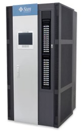 StorageTek SL3000 Tape Library
