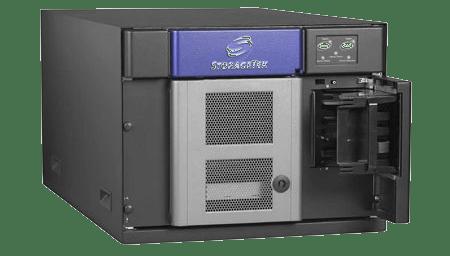 StorageTek SL500 Tape Library