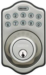 LockState Electronic Keyless Deadbolt