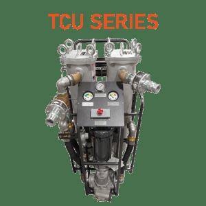 TCU Series - TANK CLEANING UNIT