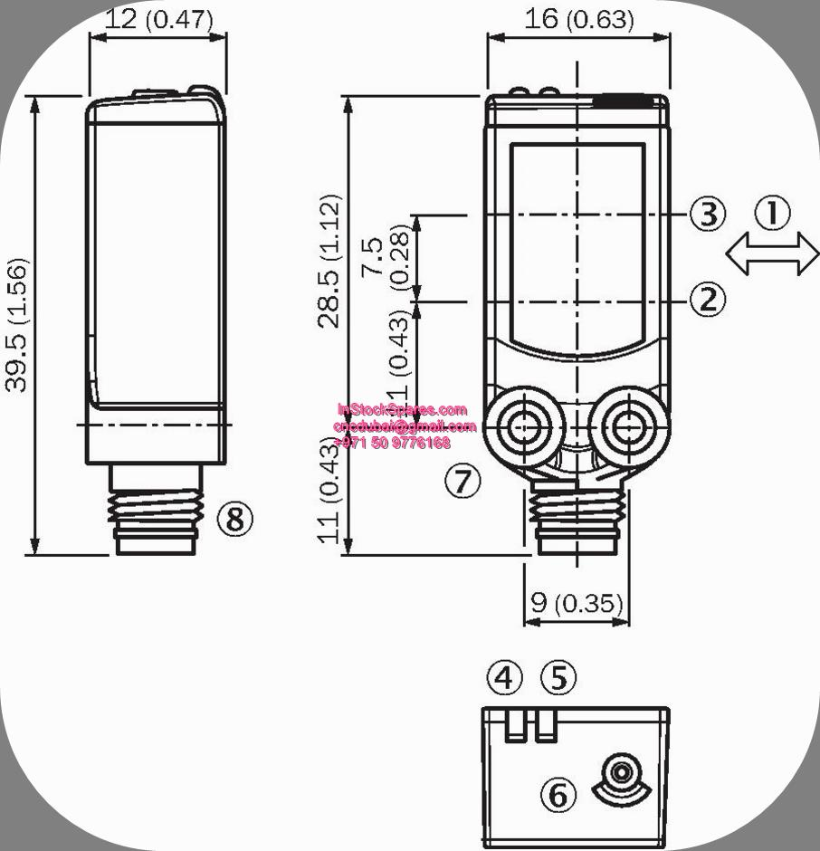Sick Sensor Wiring Diagram Auto Electrical Photoelectric Switch 2 12 Subs