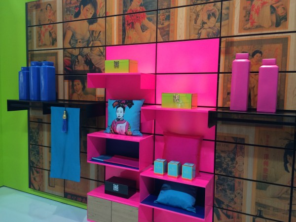 Retail Store Merchandising Display