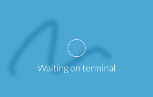 waiting-on-terminal