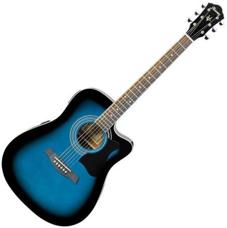 Ibanez electric acoustic guitars