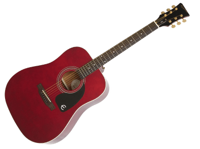 Epiphone PR-150 Acoustic Guitar Wine Red