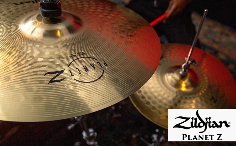 Zildjian Planet Z Complete Cymbal Pack