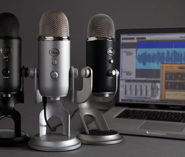 The 5 best blue microphones software 2021