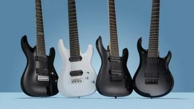8 string guitars