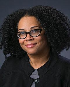 Dr. Keffrelyn Brown Headshot
