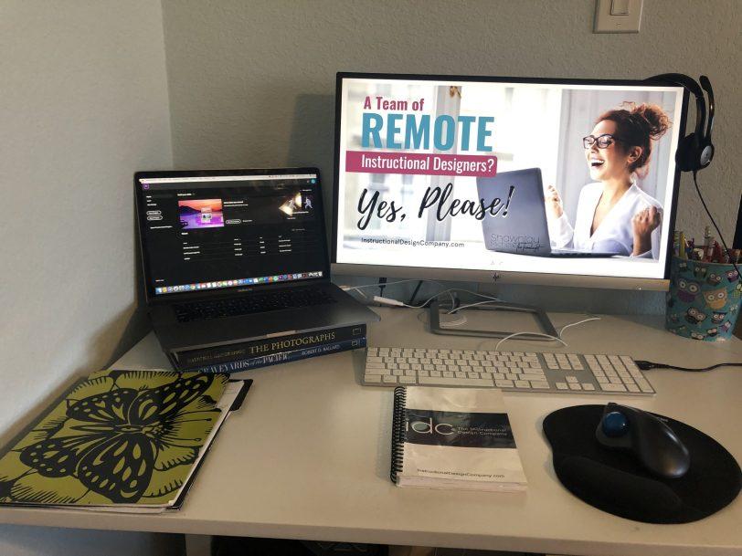 remote instructional designer