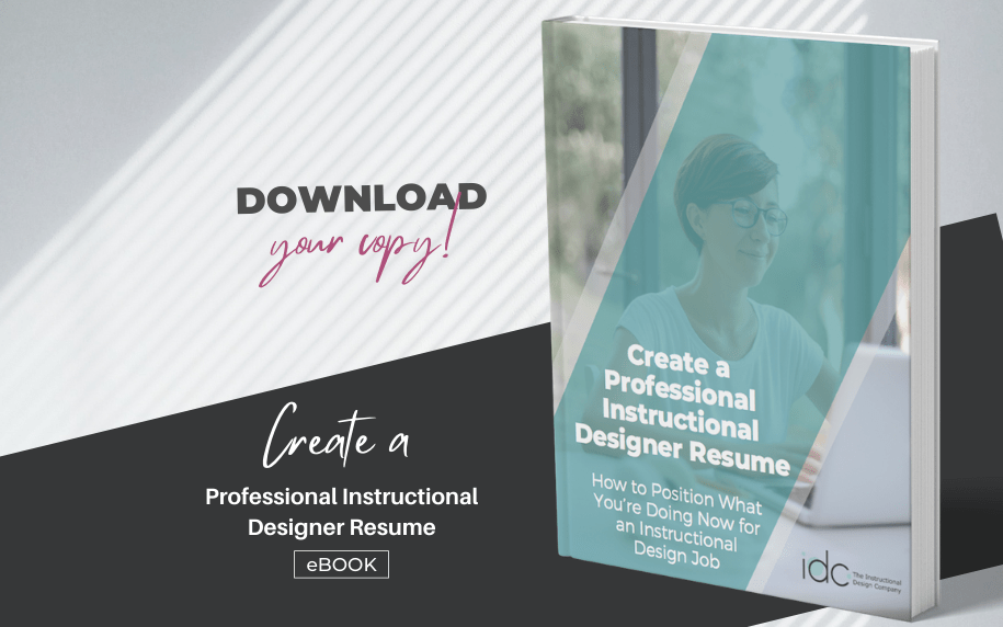 Create a Professional Instructional Designer Resume