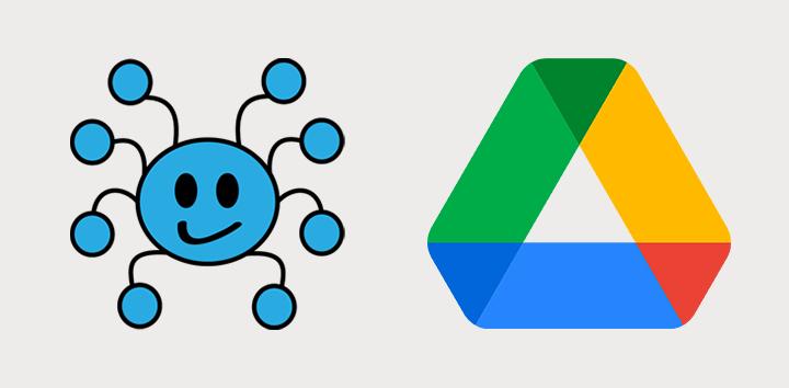 mindmup in google drive