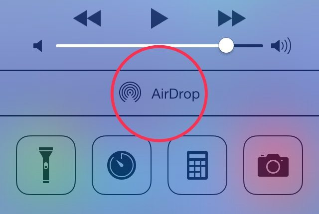 Using airdrop in the classroom instructional tech talk using airdrop in the classroom ccuart Images