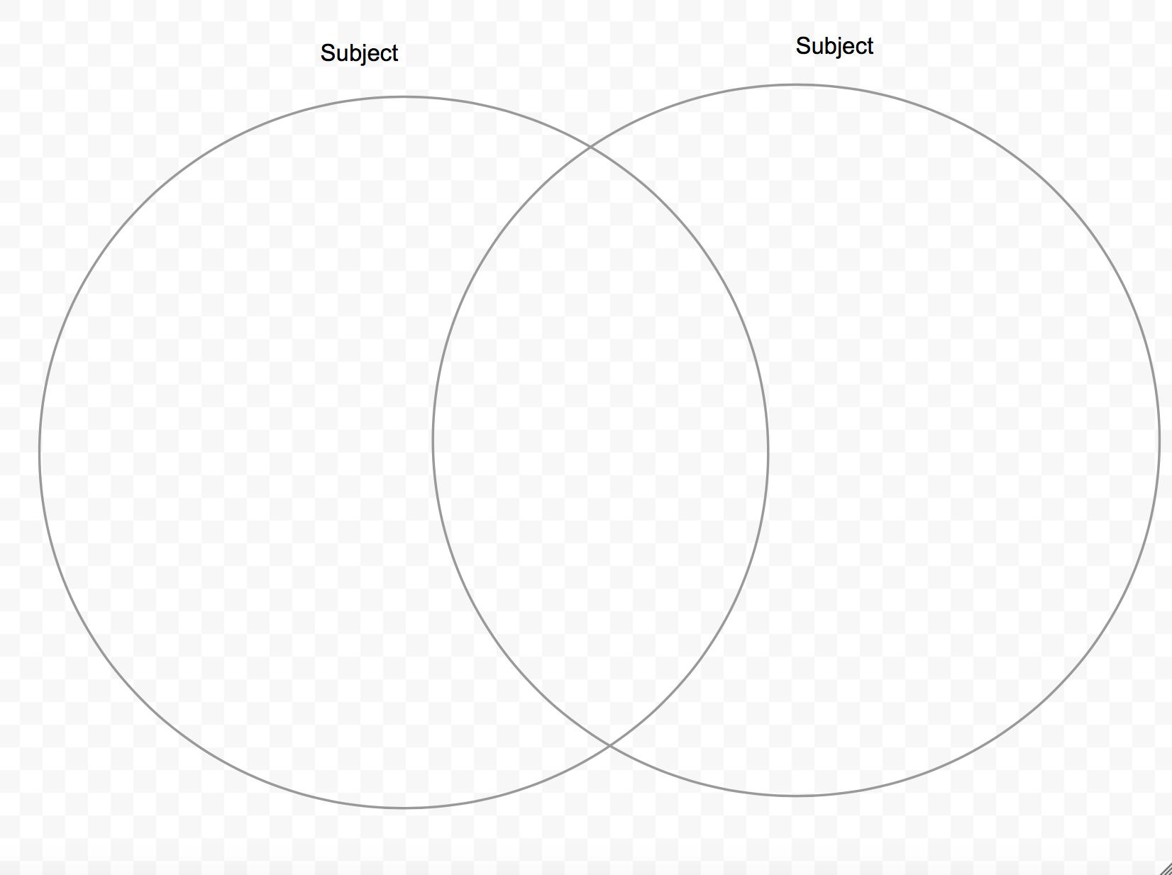 venn diagram graphic organizer cat 5 vs 6 8 editable templates for google apps