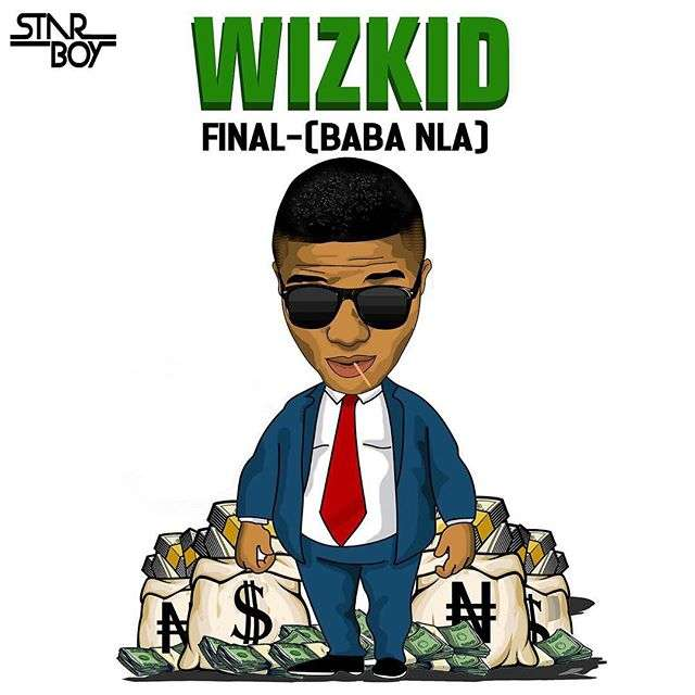Instrumental: Wizkid  - Final Cover