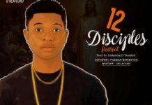 12 disciples afro fuji beat