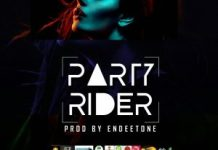 Endeetone party ride instrumental freebeat