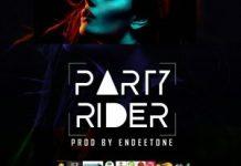 Endeetone party ride instrumental freebeat