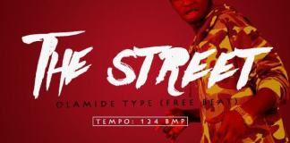THE STREET olamide free beat instrumental-min