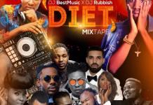 Diet music dj mix dj rubbish and dj bestmusic