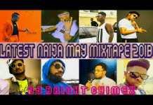 dj bright chimex may 2018 mix 3