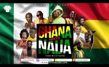 dj sauce african ghana nigeria mix