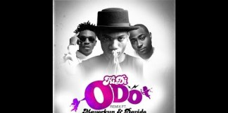 kidi odo instrumental ft davido and mayorkun