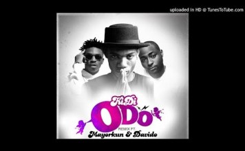 kidi odo instrumental ft davido and mayorkun