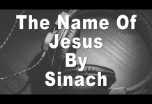 sinach the name of jesus instrumental