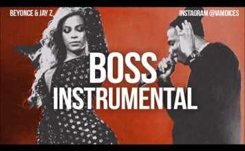 beyonce and Jay Z Boss Instrumental