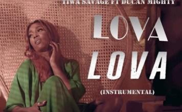 Tiwa Savage Duncan Mighty Lova Lova instrumental