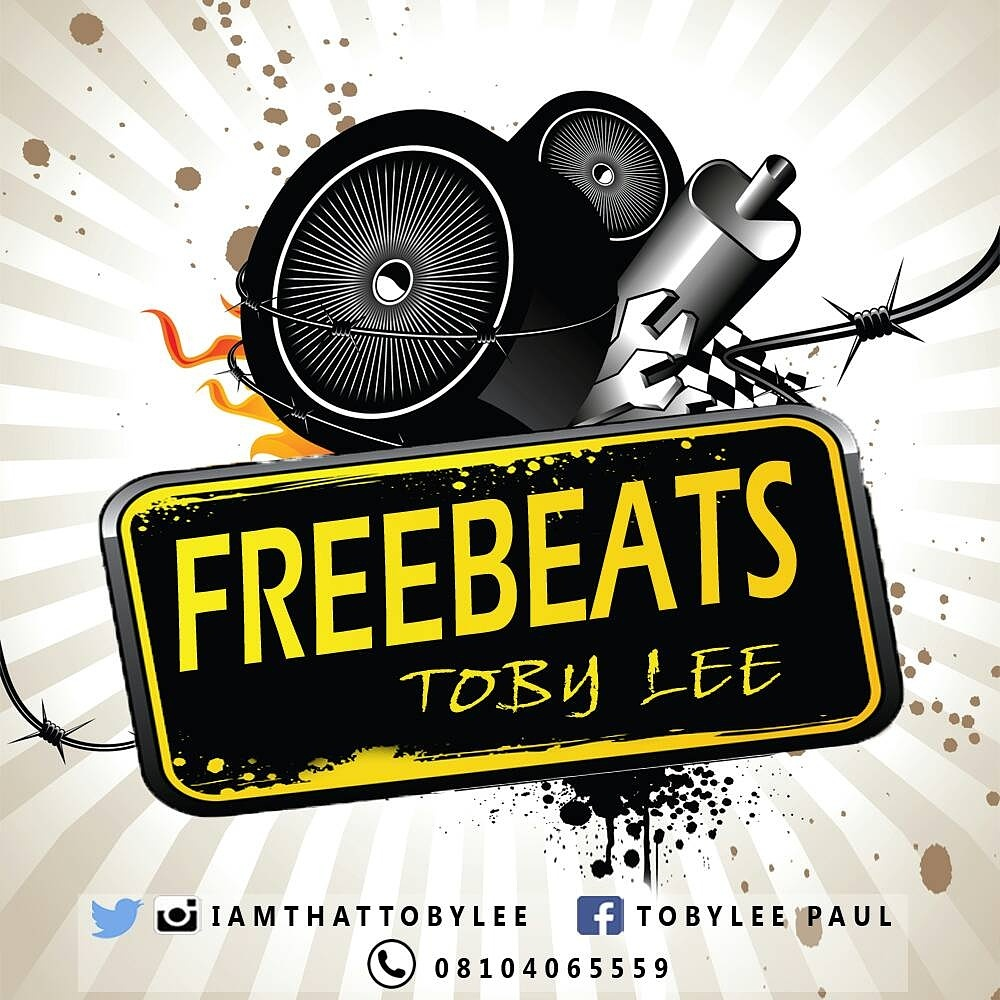 Download Free Afro Dancehall Beat v3 Prod by Toby Lee