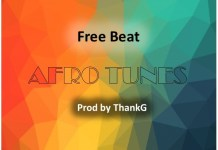 Afro Tunes free beat