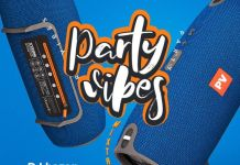 party vibes mixtape Nigeria 2018