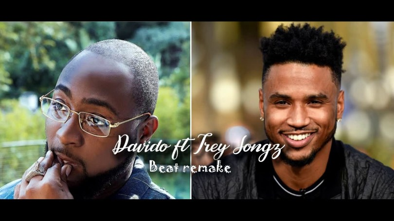 Davido ft Trey Songz Wetin You Say Instrumental