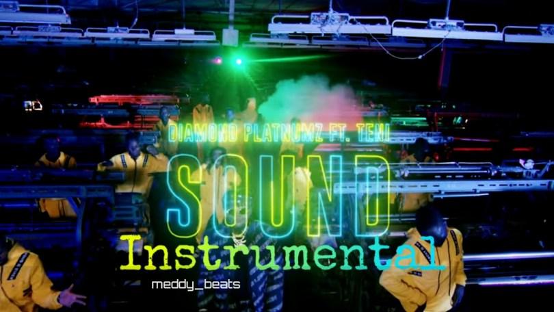 Diamond Platnumz ft Teni - Sound Instrumental