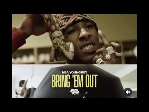 NBA YoungBoy Bring 'Em Out Instrumental