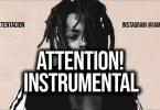 XXXTentacion Attention! (Instrumental)