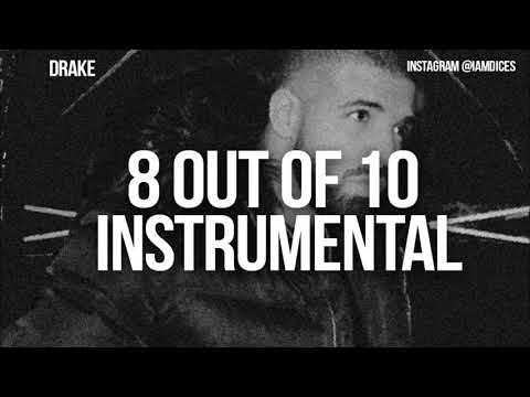 drake 8 out of 10 instrumental