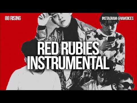 88Rising Red Rubies Instrumental