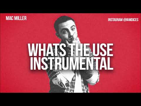 mc miller whats the use instrumental