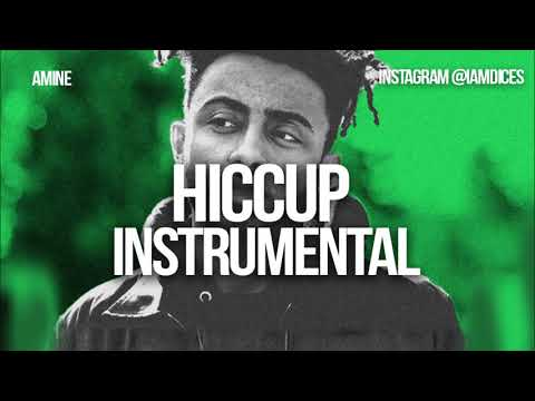 Amine Hiccup Instrumental