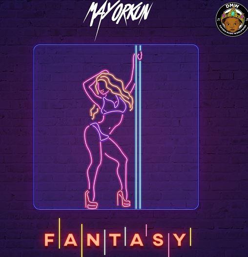 mayorkun fantasy Instrumental