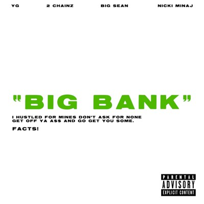 yg big bank instrumental